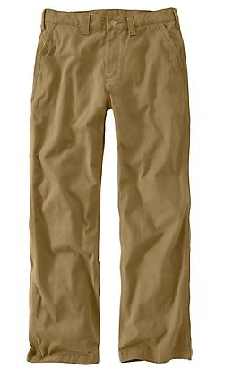 Carhartt Rugged Work Khaki Relaxed Fit 100095- 253