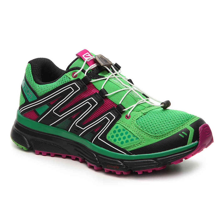 Women's Salomon X-Mission 3 W- Peppermint/ Deep Dahlia