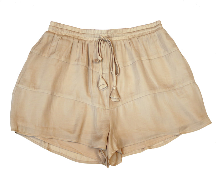Soft as Satin Shorts- SP110850-OYS