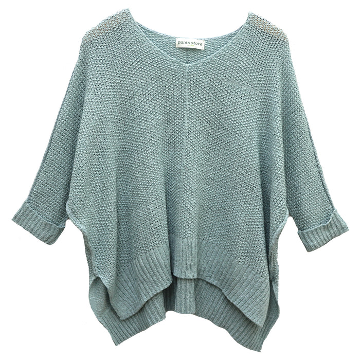 My Time To Thrive Pullover- Seafoam- SL3866R4-SEA