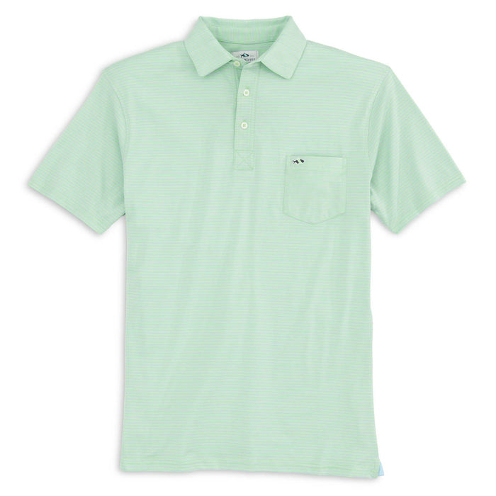 Fish Hippie Shellbine Stripe Polo