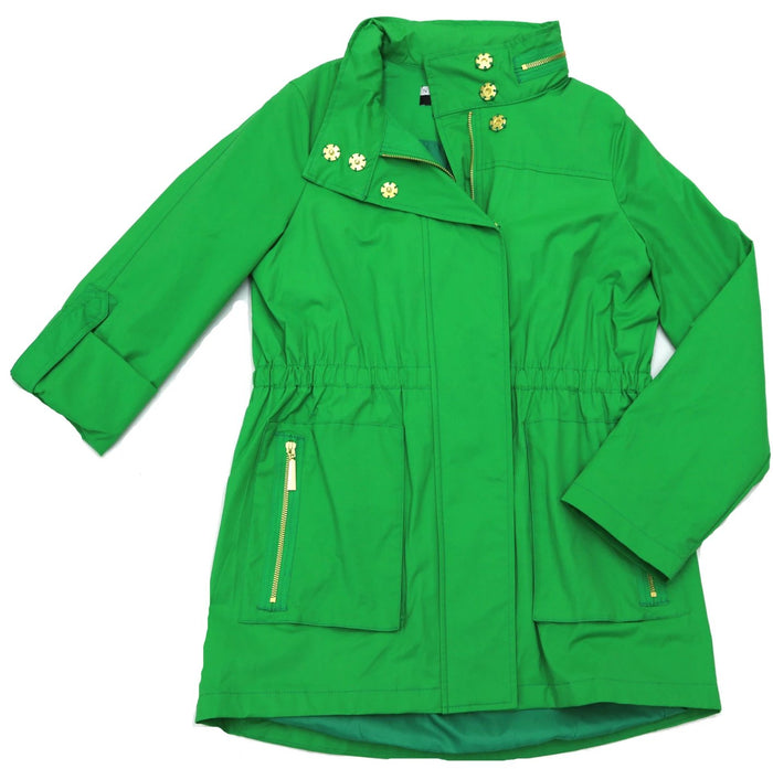 Nikki Jones Raincoat