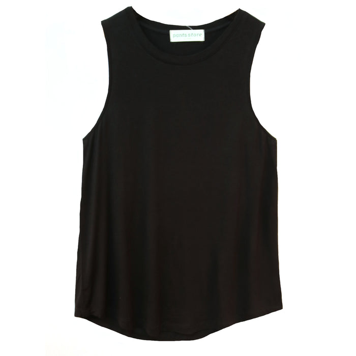 Back to Basics Tank- Black