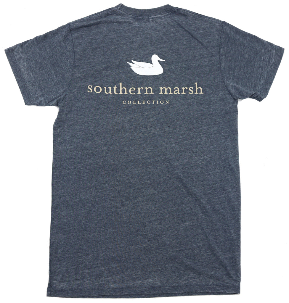 Southern Marsh Seawash Tee -Authentic