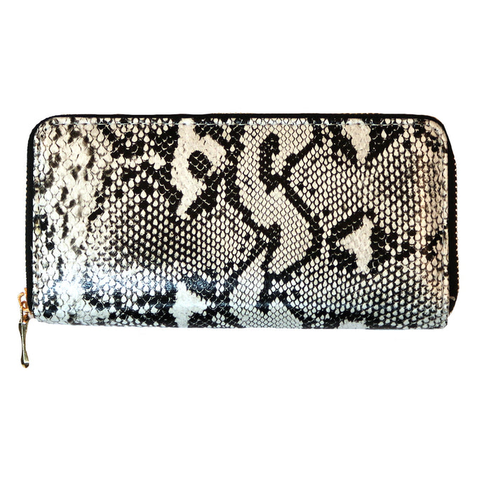 In The Wild Wallet- FAME WALLET-BF-WHT