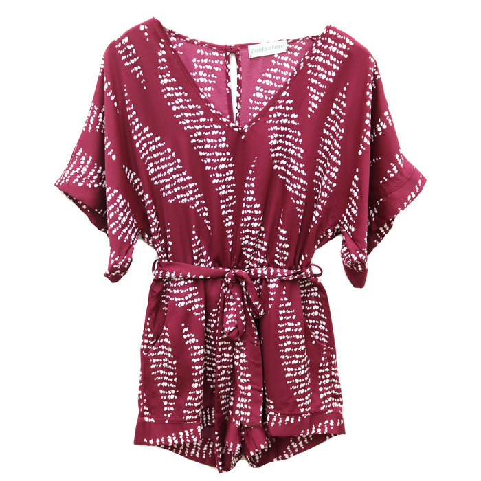Trendy Girl Romper- Other Colors Available- R-4595