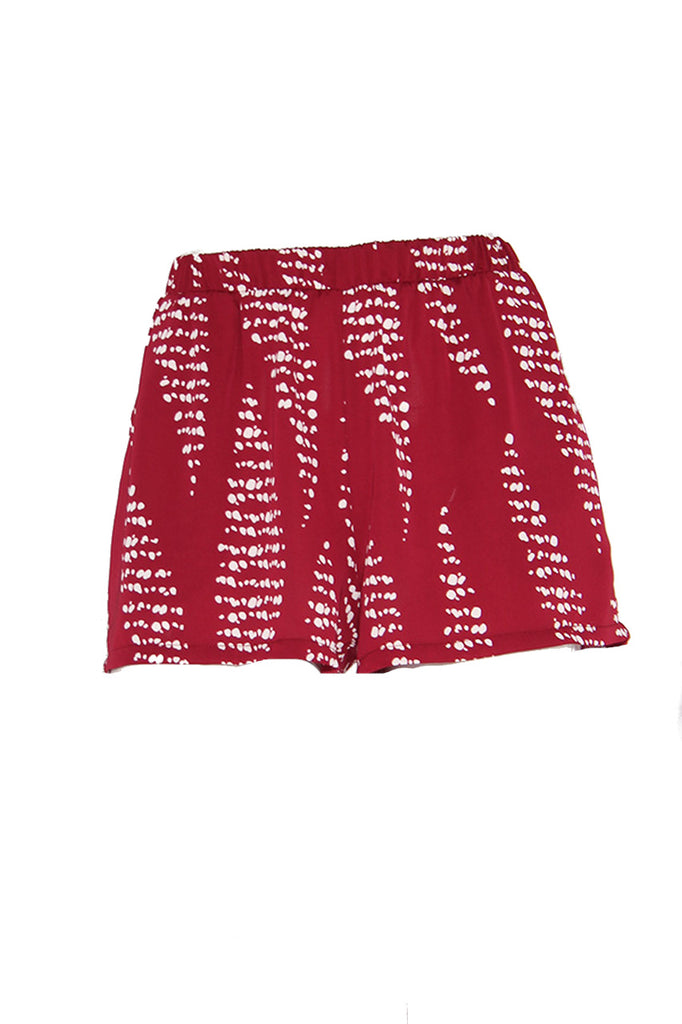 Trendy Girl Printed Shorts- Other Colors Available- P-4838