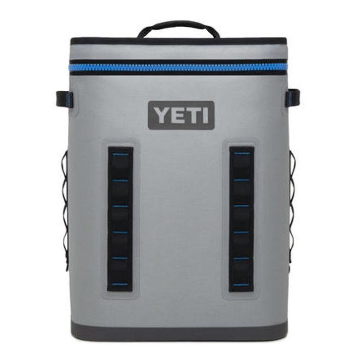 Yeti Hopper Backflip 24- Fog Grey/Blue