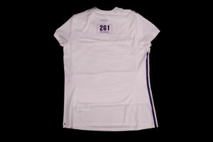 Empowered Runner Tee v-neck (Size XS & L only)