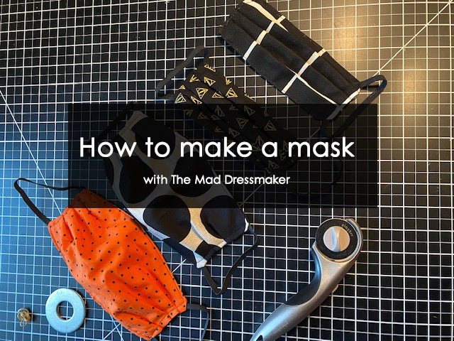 Calling All People Who Sew And Make: Let's sew some masks + beat this virus!