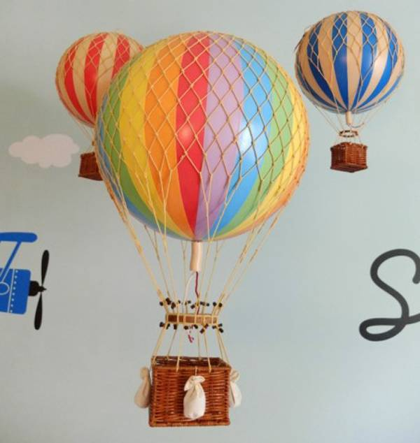 Hot Air Balloon Model (Large)