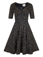 Atomic Star Magical Stretch Swing Dress