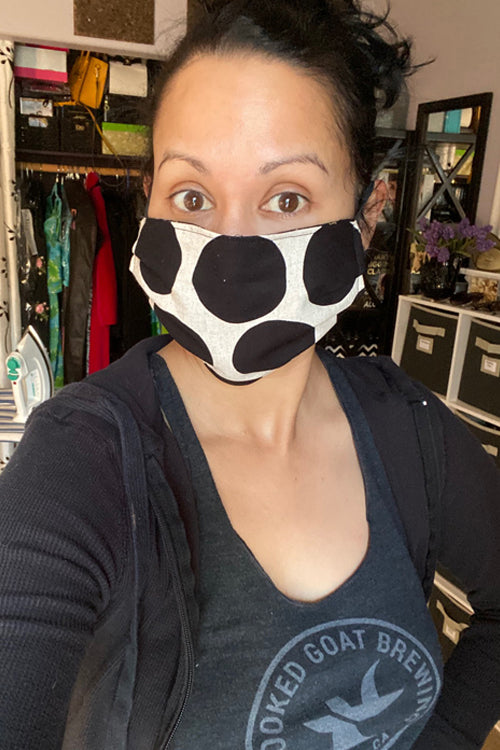 Cloth Masks (reusable + washable)