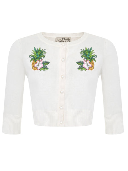 Lucy Pineapple Cardigan