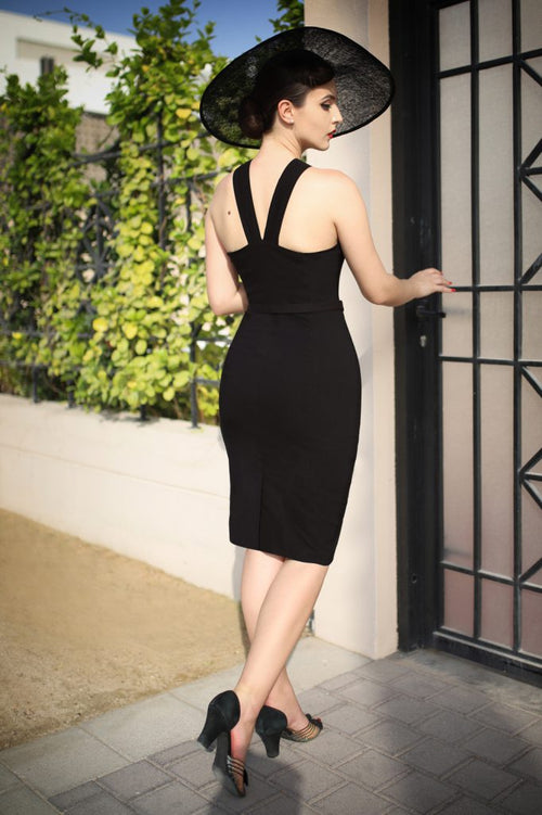 Lucy Bow Little Black Dress