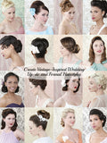 Vintage-Inspired Hairstyles for Formal Occasions