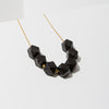 L. Loden Jewelry - Virago Necklace (black or silver)