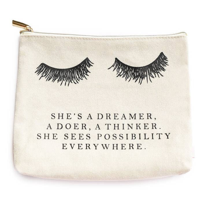Sweet Water Decor - Dreamer Makeup Bag