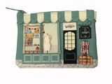 Sewing Shop Coin Purse by Vendula London
