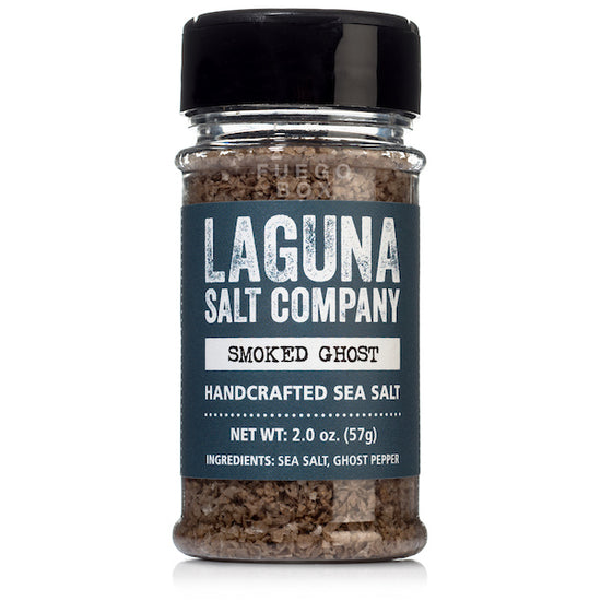 Laguna Salt Smoked Ghost Salt