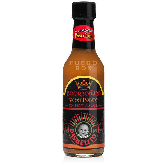 Dashelito's Bourbonaro Hot Sauce