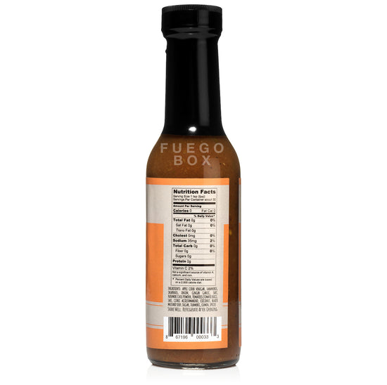 Kerala Hot Sauce by Clark and Hopkins