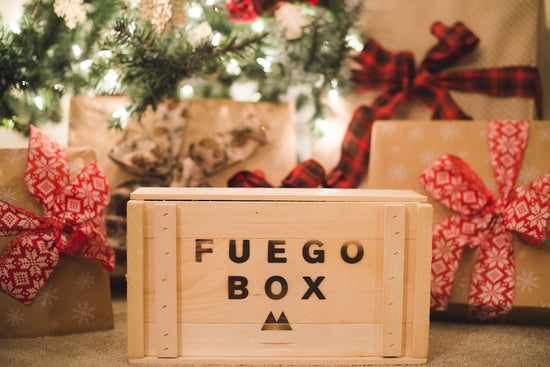 Fuego Mystery Hot Sauce Crate