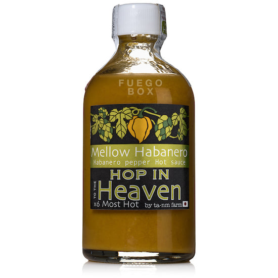 Mellow Habanero Hop in Heaven by ta-nm farm