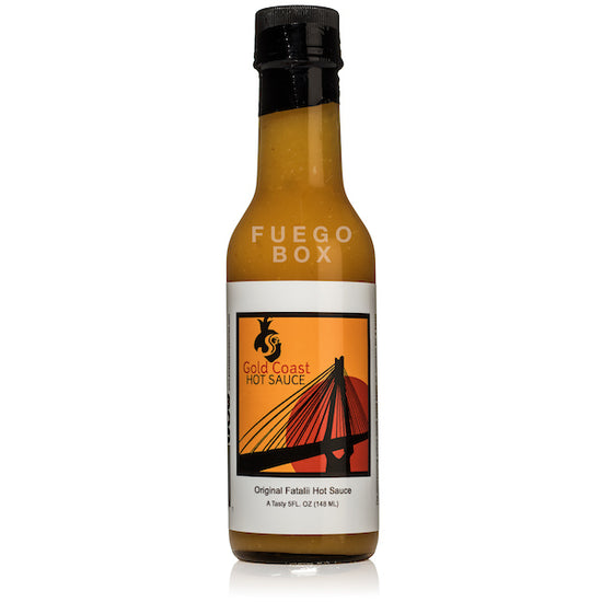 Gold Coast Hot Sauce