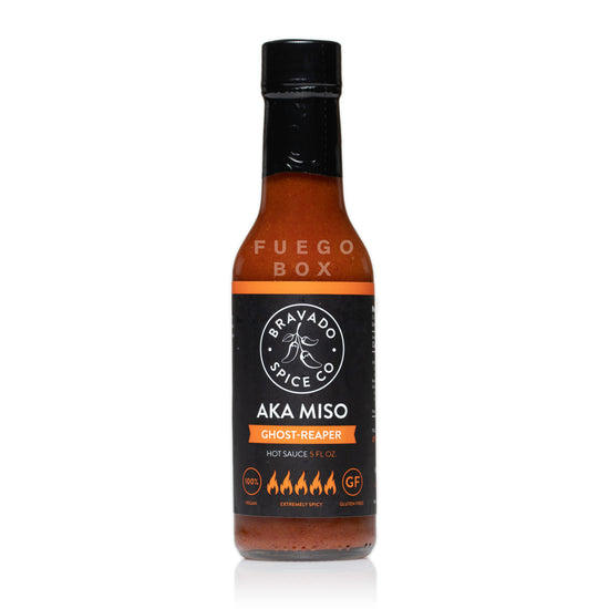 Bravado Spice Co. Aka Miso Hot Sauce