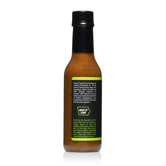 Brown Dogs Farm Ghost Pear Hot Sauce