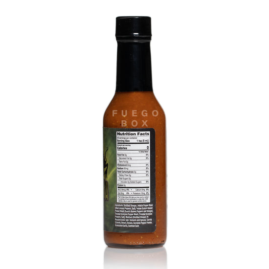 CaJohns Fiery Foods Co. El Chupacabra Hot Sauce