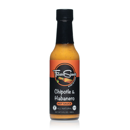 Fresco Sauce Chipotle & Habanero Hot Sauce