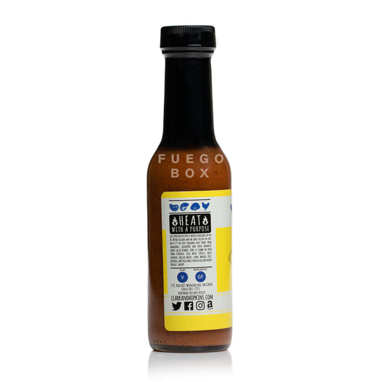 Clark and Hopkins Ethiopia Hot Sauce