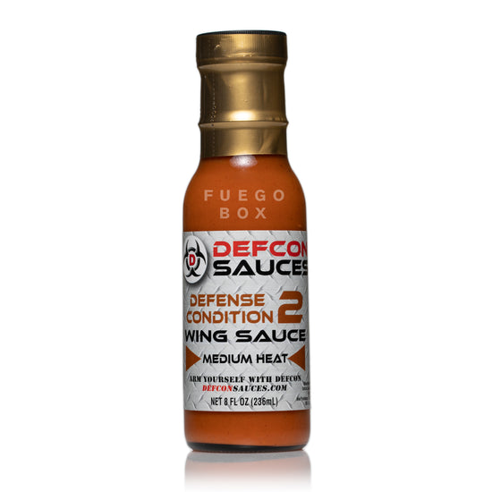 Defcon Sauces Defense Condition #2 Wing Sauce