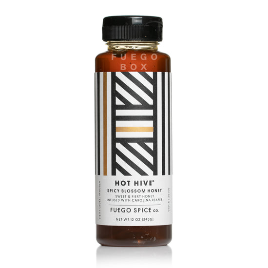 Hot Hive Spicy Honey by Fuego Spice Co.