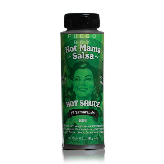 Hot Mama Salsa El Tamarindo Hot Sauce
