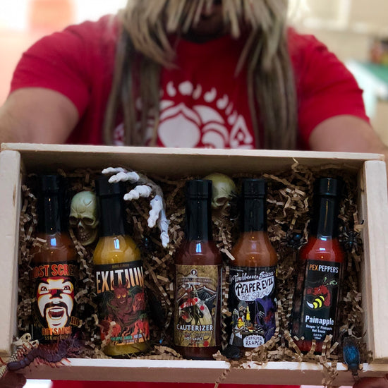 Crate of DEATH | Halloween Flash Sale