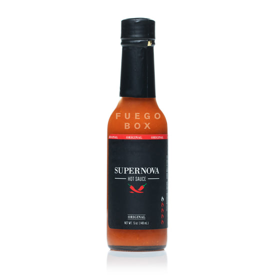 Supernova Original Hot Sauce