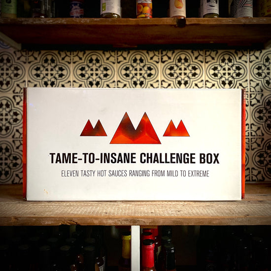 Tame-to-Insane Challenge Box