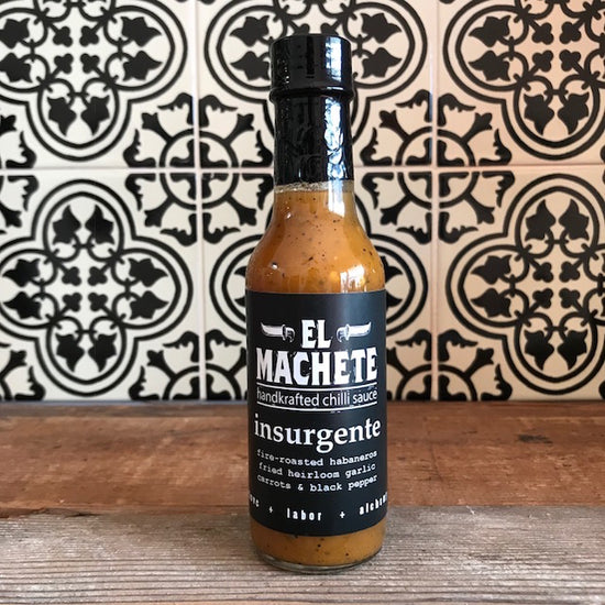 El Machete Insurgente Hot Sauce