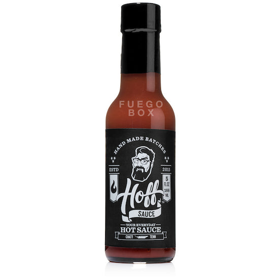 Hoff Sauce 5 oz. Hot Sauce