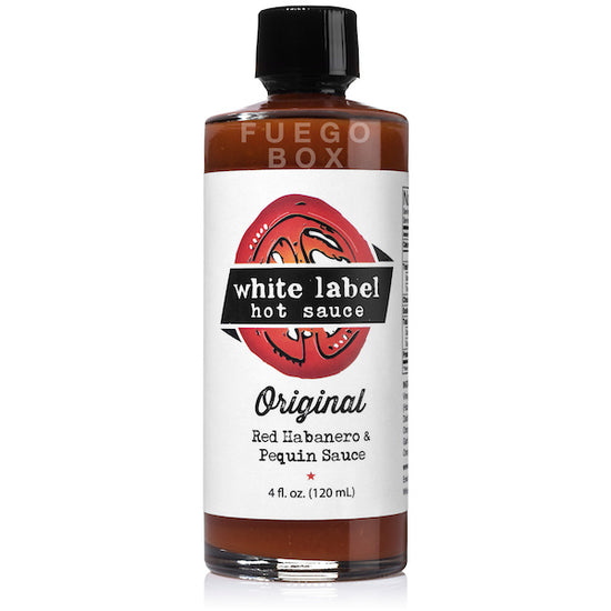 White Label #1 Hot Sauce