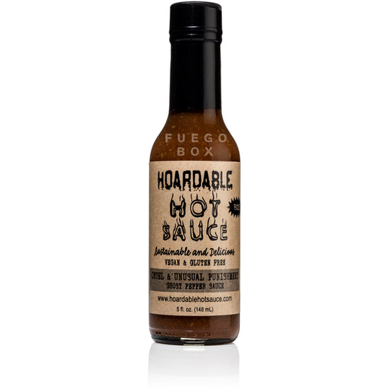 Hoardables Cruel and Unusual Punishment Hot Sauce