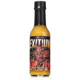 Burns and McCoy Exitium Pineapple Ginger Hot Sauce