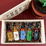 Fuego Mystery Hot Sauce Crate - 5 Surprise Sauces