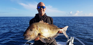 Winter Softbaiting for Trophy Snapper 24.07.18