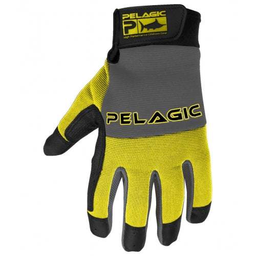 End Game Gloves -Yellow (992Y)