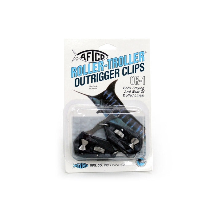 AFTCO Clip Roller Trollers OR1
