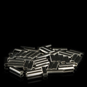 Alloy Crimps Qty 40